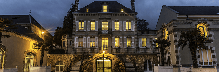 The Bollinger Champagne House