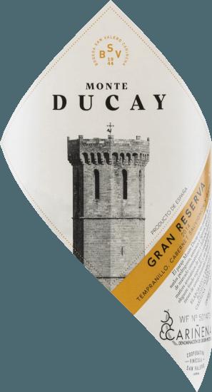 Monte Ducay Gran Reserva DO 2016 - Bodegas San Valero von Bodegas San Valero