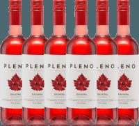 6er Vorteils-Weinpaket - Pleno Rosado DO 2019 - Bodegas Agronavarra