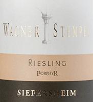 Voorvertoning: Siefersheim Riesling Porphyr 2020 - Wagner-Stempel
