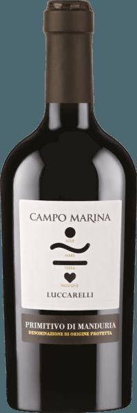 Campo Marina Primitivo di Manduria DOP - Luccarelli