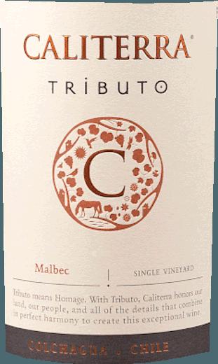 De elegante Tributo Malbec Colchagua Valley van het huis Caliterra komt met helder paarsrood in het glas. De neus van deze Caliterra rode wijn onthult allerlei soorten zwarte bessen, bramen, bosbessen, lavendel en moerbeien. Alsof dat nog niet indrukwekkend is, worden oosterse specerijen, zwarte thee en kaneel toegevoegd als gevolg van de rijping in kleine houten vaten. Deze droge rode wijn van Caliterra is precies goed voor wijnliefhebbers die liever 0,0 gram restsuiker in hun wijn hebben. De Tributo Malbec Colchagua Valley komt hier al heel dicht in de buurt, want hij werd geperst met slechts 1,5 gram restsuiker. Op de tong wordt deze evenwichtige rode wijn gekenmerkt door een ongelooflijk zijdeachtige en dichte textuur. Dankzij zijn vitale fruitzuren presenteert de Tributo Malbec Colchagua Valley zich uitzonderlijk fris en levendig in de mond. De finale van deze rode wijn uit het wijnbouwgebied Valle Central inspireert uiteindelijk met aanzienlijke nagalm. Vinificatie van de Caliterra Tributo Malbec Colchagua Vallei Het uitgangspunt voor de eersteklas en heerlijk evenwichtige Cuvée Tributo Malbec Colchagua Valley van Caliterra zijn Malbec en Petit Verdot druiven. Na de oogst worden de druiven onmiddellijk naar de wijnmakerij gebracht. Hier worden ze geselecteerd en zorgvuldig gemalen. De gisting vindt vervolgens plaats in roestvrijstalen tanks en klein hout bij gecontroleerde temperaturen. De gisting wordt gevolgd door een rijping van 12 maanden in eiken barriques. Voedingsadvies voor de Tributo Malbec Colchagua Valley van Caliterra Ervaar deze rode wijn uit Chili ideaal getempereerd op 15 - 18°C als begeleider van lamsstoofpot met kikkererwten en gedroogde vijgen, ganzenborst met gember-rode kool en marjolein of gestoofde kip in rode wijn. Onderscheidingen voor de Tributo Malbec Colchagua Valley van Caliterra Naast een absoluut redelijke prijs voor de kwaliteit, kan deze Caliterra wijn ook prat gaan op onderscheidingen. In detail zijn dit Wine Advocate - Robert 