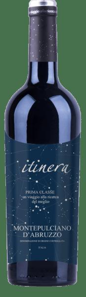 Prima Classe Montepulciano d'Abruzzo DOC 2017 - Itinera von Mondo del Vino