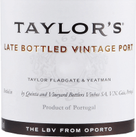 Voorvertoning: Late Bottled Vintage 2016 - Taylor's Port