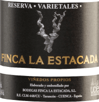 Voorvertoning: Varietales Reserva Tinto DO 2016 - Finca La Estacada