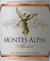 Voorvertoning: Montes Alpha Merlot 2019 - Montes