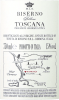 Voorvertoning: Biserno Toscana Rosso IGT 2017 - Tenuta di Biserno