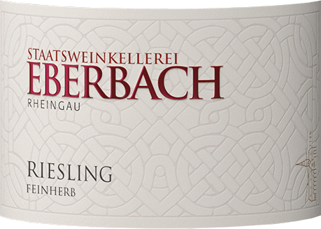 The Riesling feinherb from Eberbach is an uncomplicated, drinking white wine from the German wine-growing region Rheingau. In the glass this wine shines in a bright straw yellow with fine golden highlights. The bouquet reveals a cool nose with stimulating aromas of stone fruit and pome fruit, accompanied by notes of fresh mint. On the clear, fine juicy palate, this German white wine unfolds an extremely playful pome fruit with a fine bitter fruit sweetness, accompanied by a little herbaceousness. The compact, slender body has an elegant character. Wonderfully balanced, this white wine flows into a wonderful finish full of sweet fruit fullness. Food recommendation for the Eberbach Riesling feinherb Drink this fine bitter white wine from Germany with crunchy salads, sushi, roasted white meat and as a snack.