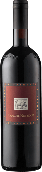 De Langhe Nebbiolo DOC van La Spinetta presenteert zich met een donker, bijna zwart robijnrood in het glas en onthult zijn expressieve bouquet. De aroma's van pruimen, zwarte bessen en bosbessen komen samen. Deze noten worden onderstreept door een pepermuntje. Deze rode wijn uit Piemonte is vol en sappig met een elegante afdronk. Een wijn met een goede zuurstructuur en frisse, edele tannines. Vinificatie voor de Langhe Nebbiolo DOC van La Spinetta Deze rode wijn van 100% Nebbiolo onderging een alcoholische gisting in een rode gistkast gedurende 7-8 dagen, de malolactische gisting vond plaats op eikenhout. De Langhe Nebbiolo is 12 maanden gerijpt in Franse eiken vaten, daarna 2 maanden overgebracht in roestvrijstalen tanks en daarna nog eens 12 maanden gerijpt in de fles. Deze wijn werd niet gefilterd of geklaard voor het bottelen. Aanbevolen voedsel voor de Langhe Nebbiolo DOC van La Spinetta Geniet van deze droge rode wijn bij delicate gerechten met varkens- en rundvlees, gekookt vlees en in de pan gebakken gerechten of milde kazen. Onderscheidingen voor de Langhe Nebbiolo DOC van La Spinetta Robert Parker / The Wine Advocate: 90+ punten (jaargang 2012) Vinous - Antonio Galloni: 90 punten (oogstjaar 2010) Gambero Rosso: 1 glas (oogstjaar 2010)