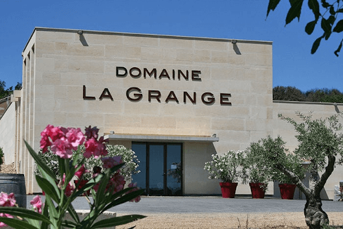 The Domaine La Grange in Languedoc