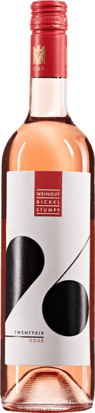 Twentysix rosé 2020 - Bickel-Stumpf