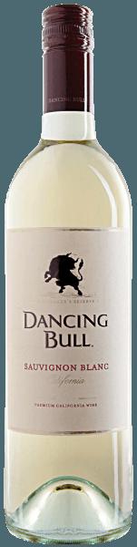 De Sauvignon Blanc van Dancing Bull schittert strogeel in het glas en ontvouwt een heerlijk fris en knisperend aroma. Deze wordt gekenmerkt door de aroma's van citrusvruchten, zoals grapefruit, citroen en limoen. Daarnaast zijn er tropische hints van kiwi en mango en een hint van vers gras. In de mond bekoort deze witte wijn met zijn aangename zuren en frisse citrusaroma's, die hem zijn bijzonder knisperende frisheid geven. Een waar genot, dat doet denken aan versgeperste limonade op zomerse dagen. De Dancing Bull Sauvignon Blanc wordt gevinifieerd uit 95% Sauvignon Blanc en 5% Semillon. Spijs aanbeveling voor de Dancing Bull Sauvignon Blanc Geniet van deze droge witte wijn als aperitief, bij een terrine van zalmforel of kipspiesjes met zeevruchten en papaya van de grill. Een bijzondere smaakbeleving is deze cuvée bij gemarineerd vlees met basilicum of koriander. Prijzen voor de Dancing Bull Sauvignon Blanc Wine Spectator: 88 punten (jaargang 2015) Wine Enthusiast: 87 punten (2015 vintage)