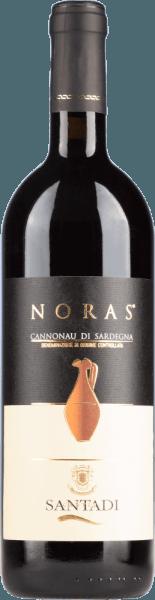 Noras Cannonau di Sardegna DOC 2017 - Cantina di Santadi
