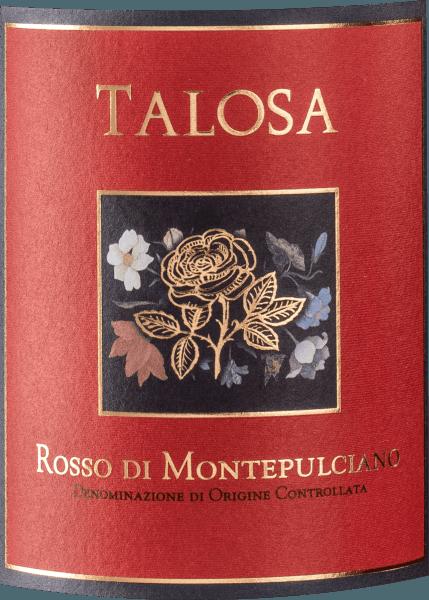 Rosso di Montepulciano DOC 2018 - Fattoria della Talosa von Fattoria della Talosa