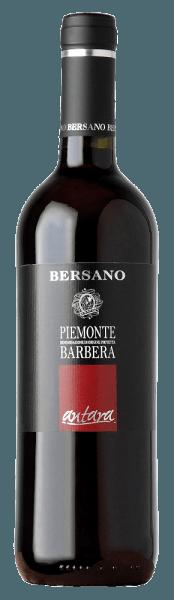Deze rode wijn heeft een heldere en dieprode kleur in het glas. Een geurige Barbera, die met een fris bouquet, een sterke body en een krachtige tanninestructuur heeft. Droog en toegankelijk overtuigt het gehemelte. Food Pairing - Voedingsadvies voor deAntara Barbera Piemonte DOCvanBersanoServeer hem bij gebraden en gegrild vlees, bij pasta en pizza en bij sterke kazen.