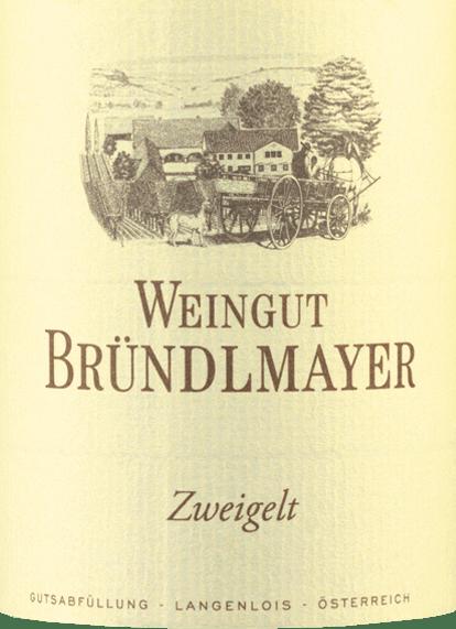 Zweigelt 2016 - Bründlmayer von Weingut Bründlmayer