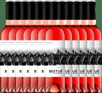 12er Vorteils-Weinpaket - Bestué Rosado Somontano DO 2019 - Otto Bestué