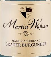 Voorvertoning: Markgräflerland Grauburgunder SW 2018 - Martin Waßmer