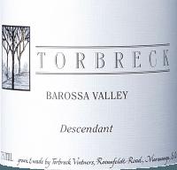Voorvertoning: The Descendant 2016 - Torbreck