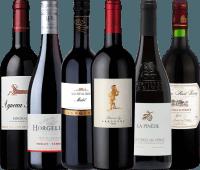 Voorvertoning: 6er Kennenlernpaket - wundervolle Rotweine aus Frankreich