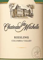 Voorvertoning: Riesling feinherb 2019 - Chateau Ste. Michelle