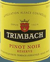 Voorvertoning: Pinot Noir Reserve 2019 - F.E. Trimbach