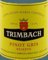 Voorvertoning: Pinot Gris Réserve Alsace AAC 2017 - F.E. Trimbach