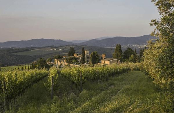 Geschichte-Castello-di-Gabbiano