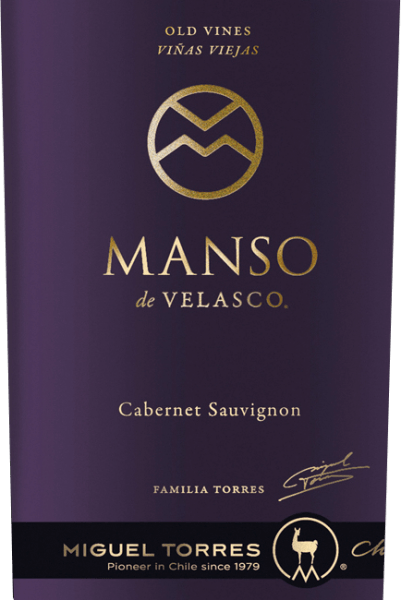 Manso de Velasco Cabernet Sauvignon 2014 - Miguel Torres Chile von Miguel Torres Chile