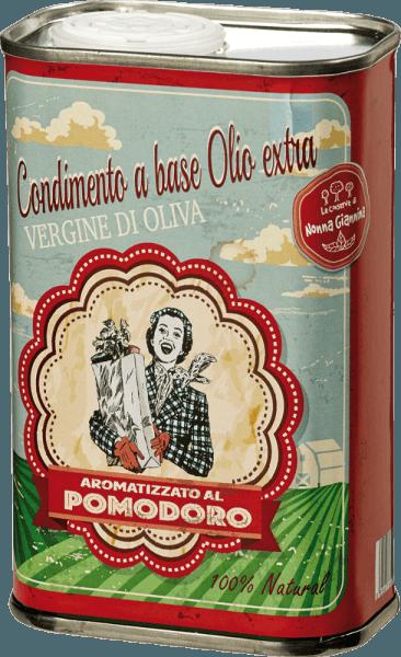 De Olio Extra Vergine di Oliva al Pomodoro van Tenuta Sant'Ilario is een natuurlijke en intense olijfolie van handgeplukte olijven. Deze olijfolie krijgt zijn natuurlijke en intense aroma door het gebruik van verse ingrediënten. Aanbevolen gebruik voor de Olio Extra Vergine di Oliva al Pomodoro van Tenuta Sant'Ilario Deze met tomaten gearomatiseerde olijfolie is perfect voor het verfijnen en op smaak brengen van vis, vlees en groenten.