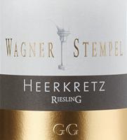 Voorvertoning: Siefersheim Heerkretz Riesling Großes Gewächs 2018 - Wagner-Stempel