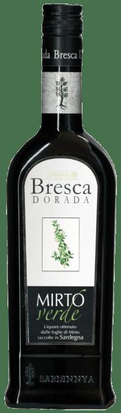 De Mirto Verde van Bresca Dorada is de lichte tegenhanger van de Mirto Rosso en wordt verkregen uit de jonge bladeren van de mirtestruik. Deze likeur uit Sardinië bekoort door zijn intense aromatische en delicate smaak. Door zijn lage suiker- en alcoholgehalte is deze likeur een geschikte begeleider voor vele gelegenheden. Gebruiksadvies voor de Bresca Dorada Mirto Verde Geniet van de Mirto Verde goed gekoeld.
