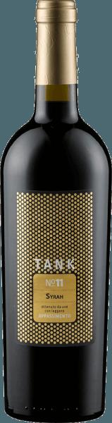 TANK No 11 Syrah Appassimento 2020 - Cantine Minini