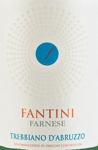 Fantini Trebbiano d'Abruzzo DOC 1,5 l Magnum 2019 - Farnese Vini von Farnese Vini