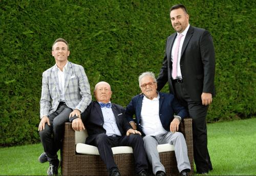 The family behind Tenuta Ulisse