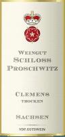 Voorvertoning: Cuvée Clemens trocken 2019 - Schloss Proschwitz