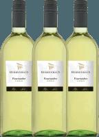 3-pack - White Mulled Wine Herrenhaus Feuerzauber 1,0 l - Lergenmüller
