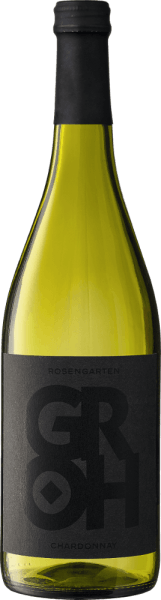 Rosengarten Chardonnay trocken 2018 - Groh