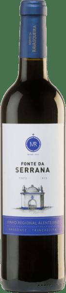 Fonte da Serrana Tinto 2018 - Monte da Ravasqueira