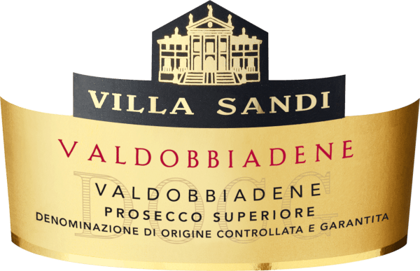 With the Villa Sandi Prosecco Superiore Valdobbiadene Spumante Extra Dry, a first-class Prosecco Spumante comes to the wine glass. In this it presents a wonderfully brilliant platinum yellow colour. In the centre this Prosecco Spumante shows an expressive colour. The bouquet of Prosecco Spumante from Veneto fascinates with aromas of lemon grass, lemon, lavender and mulberry. The Villa Sandi Prosecco Superiore Valdobbiadene Spumante Extra Dry reveals an incredibly fruity taste on the tongue, which is of course due to its residual sweetness. Light-footed and complex, this light and velvety Prosecco Spumante presents itself on the palate. With its balanced fruit acidity, the Prosecco Superiore Valdobbiadene Spumante Extra Dry flatters with a pleasing sensation on the palate without lacking freshness. The finale of this mature Prosecco Spumante from the Veneto wine region finally convinces with a beautiful finish. Vinification of the Prosecco Superiore Valdobbiadene Spumante Extra Dry from Villa Sandi The elegant Prosecco Superiore Valdobbiadene Spumante Extra Dry from Italy is a pure sparkling wine made from the Glera grape variety. After the manual harvest, the grapes are immediately taken to the winery. Here they are sorted and carefully ground. Fermentation follows in stainless steel tanks at controlled temperatures. At the end of the fermentation, the Prosecco Superiore Valdobbiadene Spumante Extra Dry is left to harmonise on the fine lees for a few months. Recommended food for the Prosecco Superiore Valdobbiadene Spumante Extra Dry of Villa Sandi This Prosecco Spumante from Italy is best enjoyed very well chilled at 5 - 7°C. It is a perfect accompaniment to baked apples with yoghurt sauce, pear-lime strudel or almond milk jelly with lychees. Awards for the Prosecco Superiore Valdobbiadene Spumante Extra Dry from Villa Sandi In addition to a price-performance ratio, this Prosecco Spumante from Villa Sandi can also boast awards, including medals. In detail these are