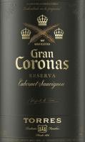 Voorvertoning: Gran Coronas Cabernet Sauvignon Reserva DO 1,5 l Magnum 2015 - Miguel Torres