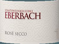 Voorvertoning: Rosé Secco - Eberbach