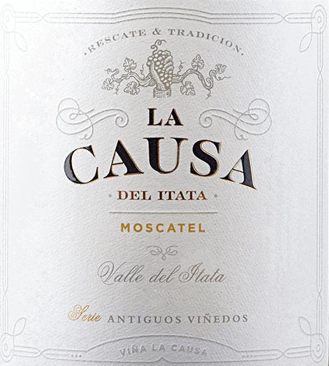 De druivensoort Moscatel van La Causa heeft zijn thuisbasis in de prachtigeValle del Itata - gelegen in de Chileense wijnstreek Valle Sur Een stralend strogeel met gouden accenten ligt in het glas van deze wijn. Het weelderige bouquet ontvouwt intense aroma's van zomerbloesem, sappige rijpe citrusvruchten - vooral limoen en grapefruit - en druiven. De pittige zuurgraad verfrist het gehemelte en is harmonieus geïntegreerd in de knisperende body. De gisting op de bessenschillen geeft deze Chileense witte wijn een prachtige structuur en de opslag op de fijne gist een zijdeachtige volheid. De afdronk heeft een aangename lengte. Vinificatie van de La Causa Moscatel In april worden de Moscatel-druiven in Valle del Itata geoogst en streng geselecteerd in de wijnkelder. De druiven worden vervolgens voorzichtig gekneusd en gisten gedurende 7 dagen bij een temperatuur van 16 tot 18 graden in roestvrijstalen tanks. Vervolgens blijft deze wijn 5 dagen op de bessenschillen liggen. Ten slotte rijpt deze witte wijn 12 maanden in stalen tanks op de fijne droesem. Spijs aanbeveling voor de Moscatel La Causa Geniet van deze droge witte wijn uit Chili goed gekoeld als een welkom aperitief. Of serveer deze wijn bij fingerfood, gegrilde kip of zelfs vis en zeevruchten.