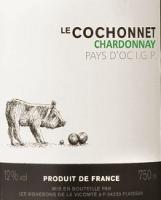 Preview: Le Cochonnet Chardonnay 1,0 l 2019 - Vignerons de la Vicomté