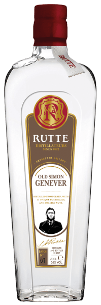 Old Simon Genever - Rutte Destillateurs
