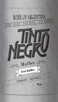Voorvertoning: Malbec Uco Valley 2018 - Tinto Negro