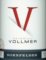 Voorvertoning: Dornfelder QbA trocken 2020 - Weingut Heinrich Vollmer
