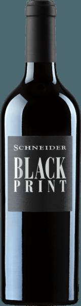 Black Print trocken 2019 - Markus Schneider