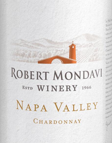 Chardonnay Napa Valley 2017 - Robert Mondavi von Robert Mondavi