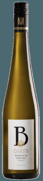 De Rüdesheim Riesling van Wein- und Sektgut Barth fonkelt goudgeel in het glas en bekoort met een bouquet dat delicate minerale en kruidige aroma's ontvouwt. Deze noten worden onderstreept door de nuances van geel fruit. Deze witte wijn is harmonieus en fruitig-sappig in de mond. Een elegante Riesling met veel klasse. Vinificatie van de Wein- und Sektgut Barth Rüdesheim Riesling De druiven voor deze veganistische wijn worden voorzichtig geoogst en met de hand geselecteerd. Spijsadvies voor de Wein- und Sektgut Barth Rüdesheim Riesling Geniet van deze halfdroge witte wijn bij salades, groenten, wit vlees of pasta met kerrie-ananassaus.